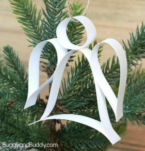 paberist jõuluehted, kuidas valmistada, lihtsad jõuluehted, kaunistused jõuludeks